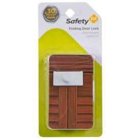 Folding Door Lock (1/pk) - Child Proof Advice